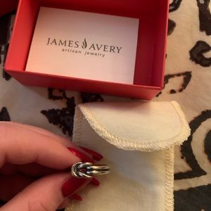 James Avery sterling silver ring size 7